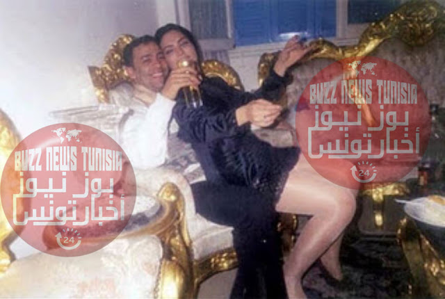 بالصور...  فضائح جنسية لـ  نجلاء التونسية التي منعت بسببها من دخول مصر !