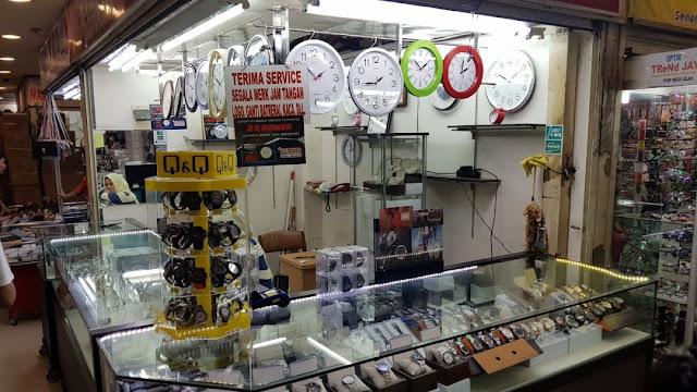 Inilah Jasa Service Jam Tangan Mataram, Nusa Tenggara Barat
