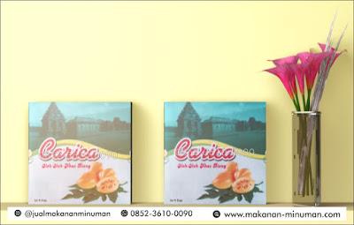 distributor manisan carica, 0852-3610-0090