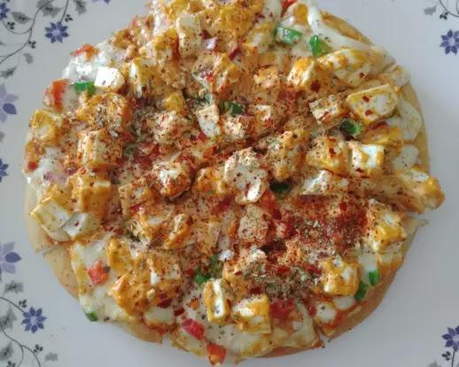 Paneer-tikka-pizza-recipe-in-hindi