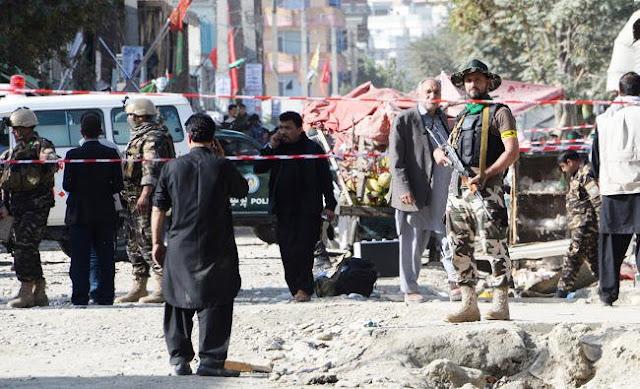 Ledakan Masjid di Afghanistan, 80 Orang Jadi Korban