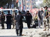 Astaghfirallah, Bom Bunuh Diri Serang Shalat Jumat di Afganistan