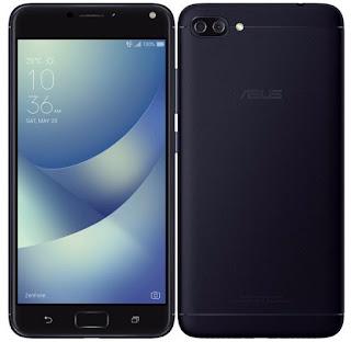 Asus Zenfone 4 Max ZC554KL Android 3 jutaan