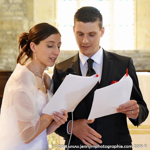 photo reportage cérémonie mariage, discours des mariés