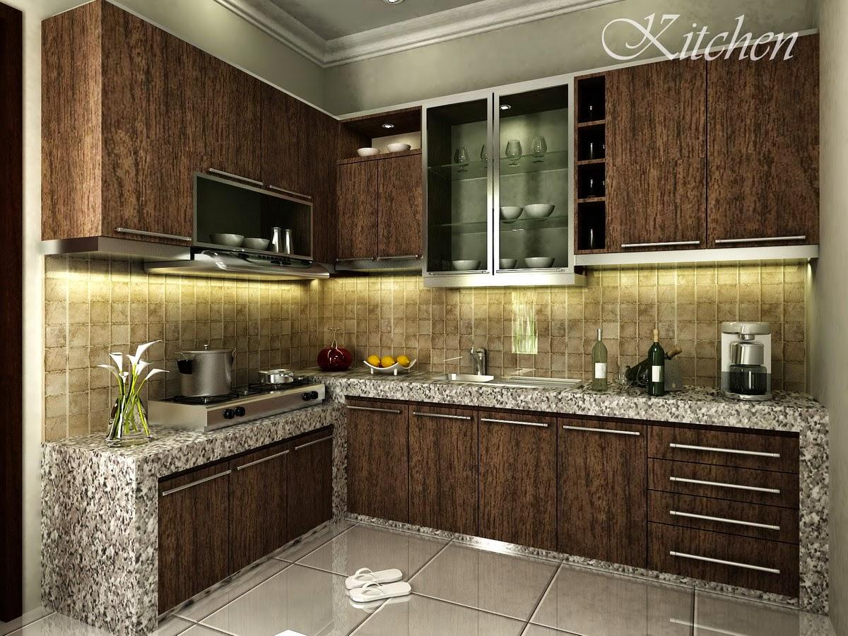 Tips Memilih Kitchen Set Dapur Minimalis Murah Terbaru 2017