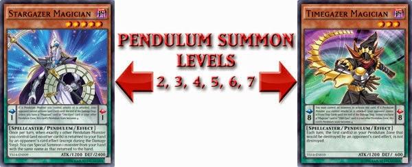 penjelasan Pendulum summon