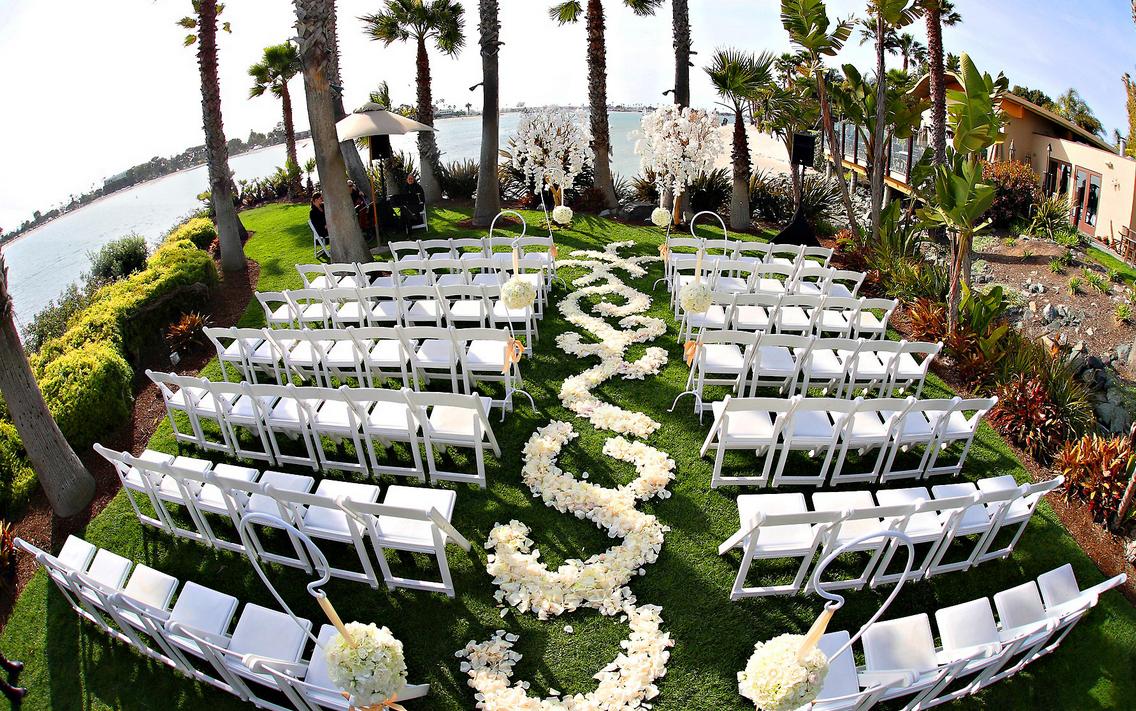 Paradise Point San Diego Wedding Venue