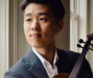 Heemin Choi, violin recital