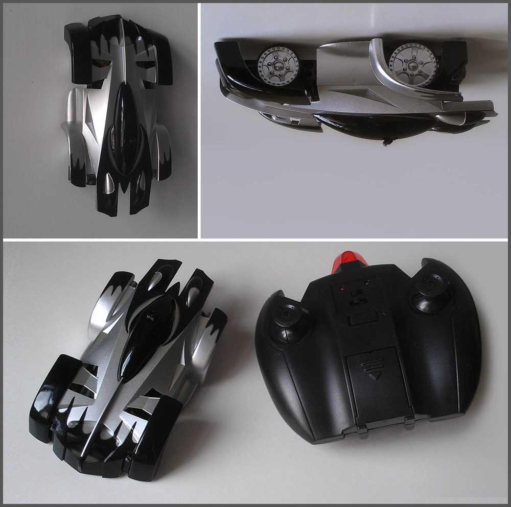 攀牆遙控車 會爬牆、天花板的遙控車 爬牆遙控車 Wall Climber Infrared Control Remote Controlled Car
