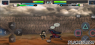 MUGEN ANIME CROSSOVER ANDROID APK