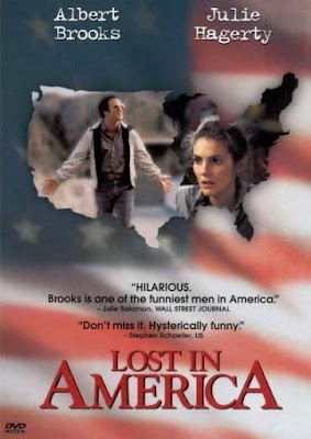 Lost In America - Movie Poster