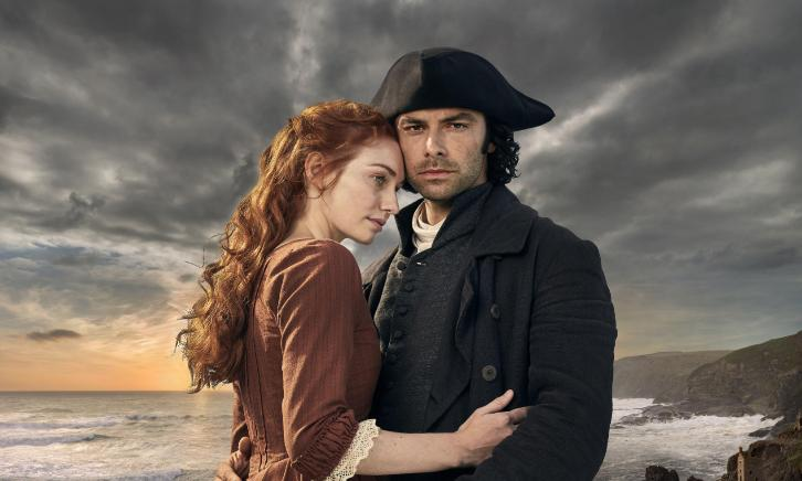 Poldark - Season 3 - Promo, Episodic and Cast Promotional Photos + Press Release