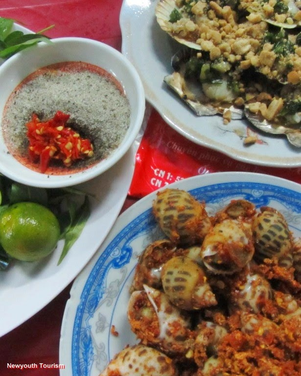 Best Street Food Streets in Ho Chi Minh city 8