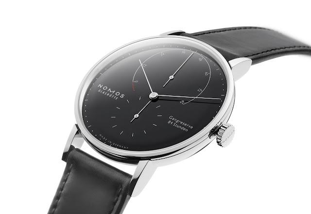 Nomos Glashütte Lambda 175 Years Watchmaking Glashütte black enamel