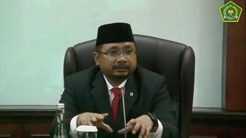Menag: Syiah, Ahmadiyah, NU, Muhammadiyah Sama di Muka Hukum
