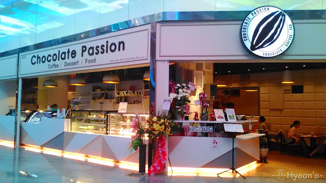 chocolate passion the top komtar penang