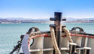 Ελαφριά πρόσκρουση  πλοίου στην Ηγουμενίτσα