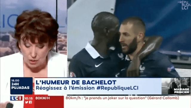 Roselyne Bachelot se fait détruire après sa folle déclaration sur Benzema