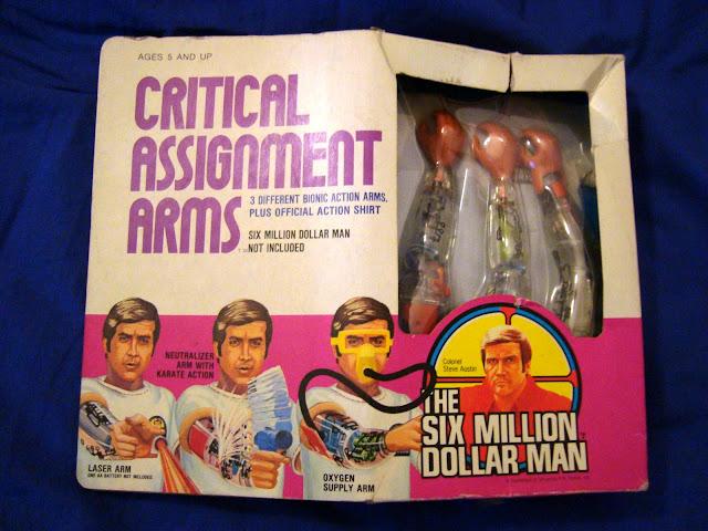 6 MILIONS DOLLARS MAN (Kenner) 1976 DSC00246