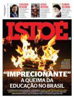 REVISTAS SEMANAIS- Destaques de capa das revistas que estão chegando às bancas e residências dos assinantes nesta segunda-feira, 20 de janeiro 2020