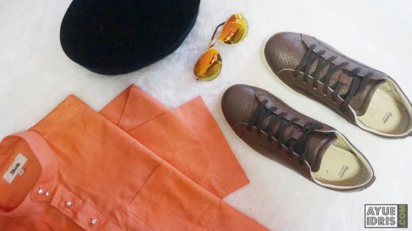 Koleksi Kasut Bata  Cantik dan Mampu Milik - Ayue Idris