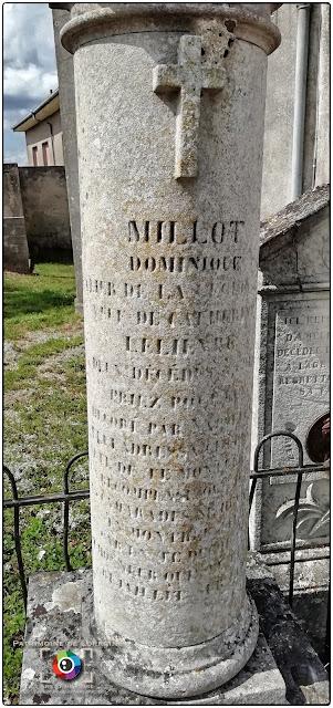 CREZILLES (54) - Dominique Millot, un héros lorrain au service de l'Empereur Napoléon