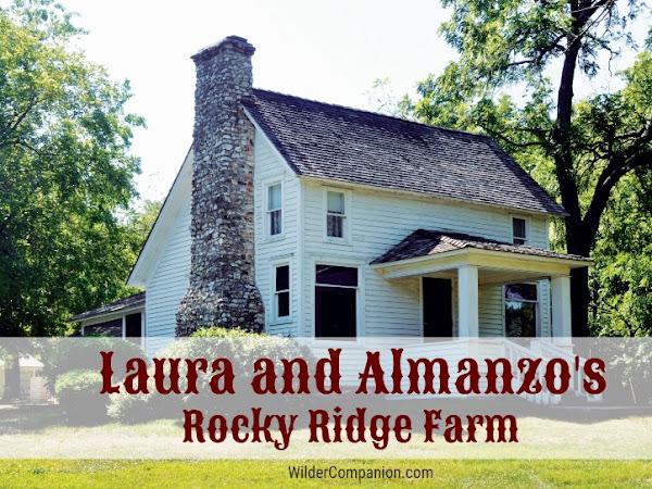 When Did Laura, Almanzo, and Rose Move to Mansfield, Missouri?
