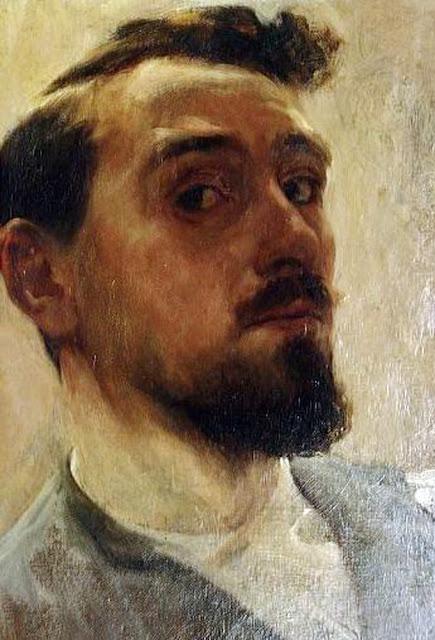Nicolaas van der Waay, Self Portrait, Portraits of Painters, Fine arts, Portraits of painters blog, Paintings of Nicolaas van der Waay, Painter Nicolaas van der Waay,