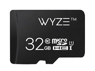 Wyze Micro sd card 32GB
