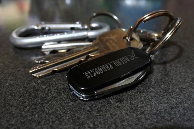 Promoidee-Schlüsselanhänger