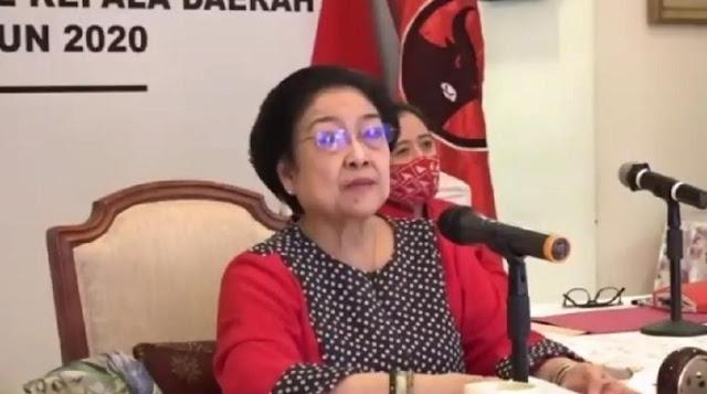 Megawati Sedih Kader PDIP Ditangkap KPK: Padahal KPK itu Saya yang Buat Lho! Jangan Lupa!