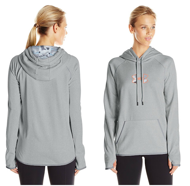 Amazon: Under Armour Icon Caliber Hoodie only $26 (reg $65) + Free Shipping!