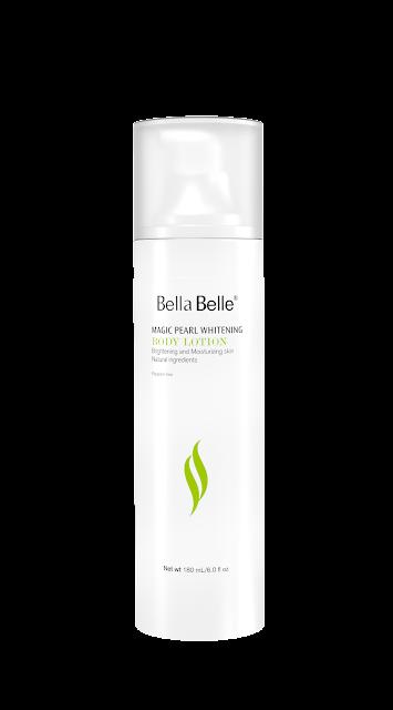 Kem dưỡng trắng da Bella Belle Illuminating Body Complex