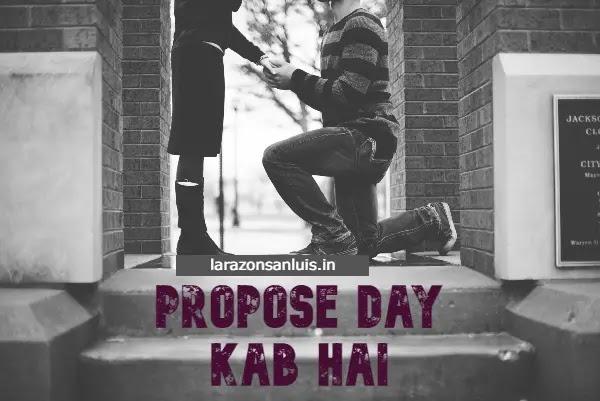 8 feb ko kya hai: Propose day kab hai 2021