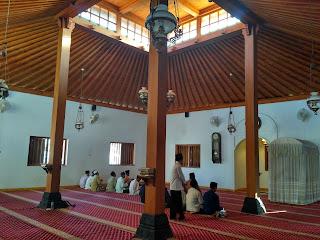 masjid pathok negoro mlangi gamping sleman