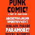 Punk Comic Font