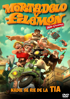 Mortadelo y Filemon contra Jimmy el Cachondo [2014] [DVD5] [Latino]