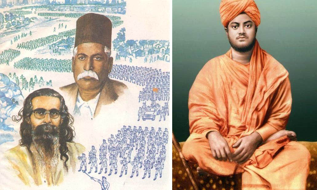 హిందూ పునరుజ్జివానికి ఆద్యుడు - స్వామి వివేకానందుడు - Swami Vivekanada