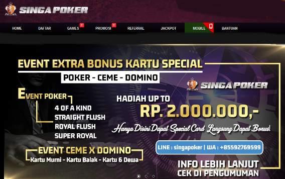 Panduan Lengkap Bertaruh Poker Online Supaya Menang Jutaan Rupiah
