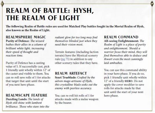Reinos de Batalla: Hysh