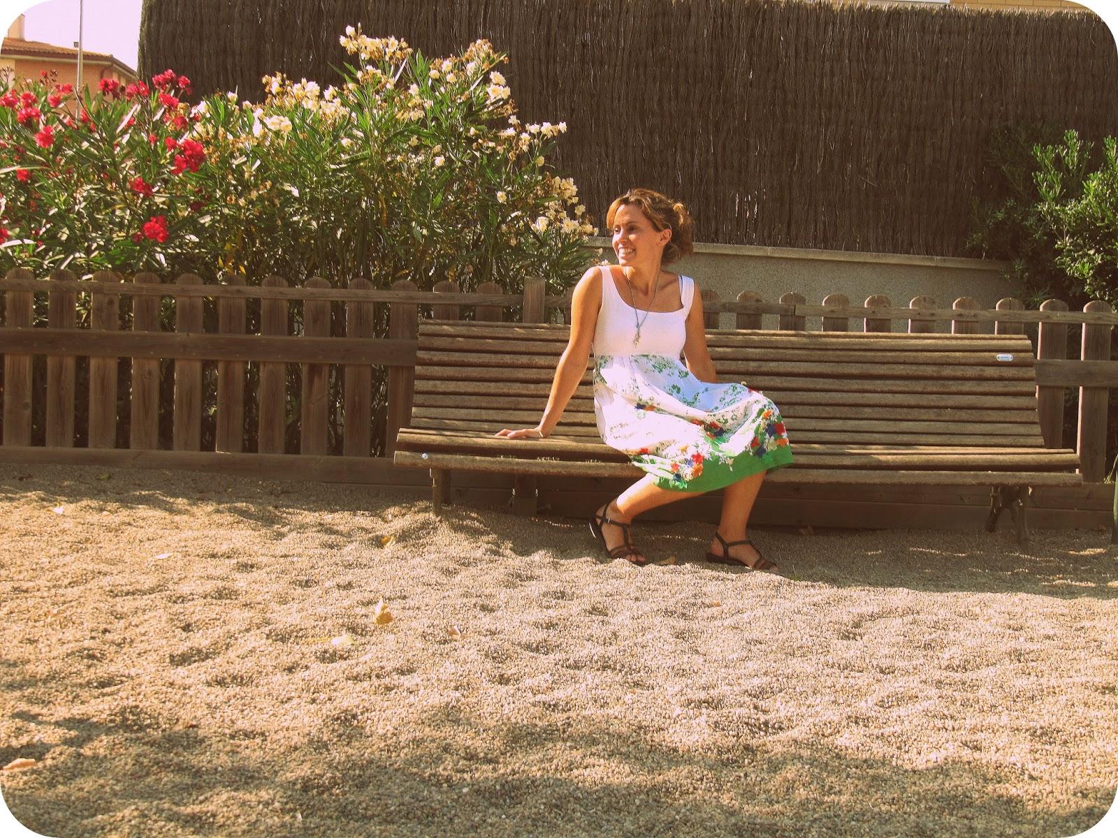 vestido flores verano