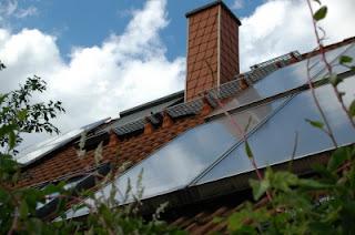 Solarthermie, Wärmepumpe, Pellets