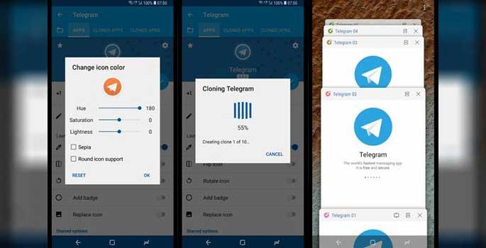 Download App Cloner Pro Premium apk Mod Terbaru