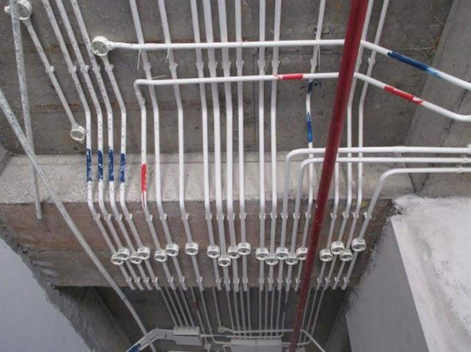 Cách tính m2 thi công vật tư điện nước Và Công thợ điện nước là bao nhiêu 1m2