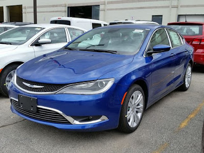 Chrysler 200 Sedan parking area Hd Pictures