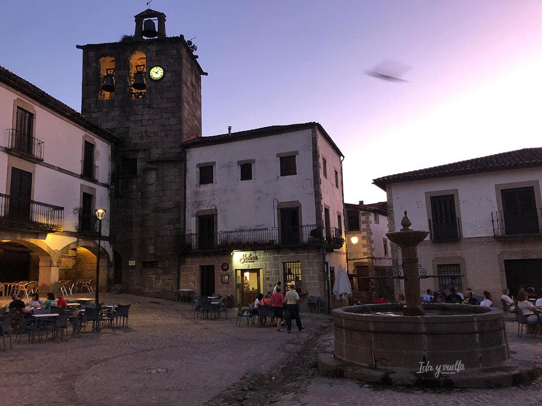 Qué hacer en San Martín de Trevejo