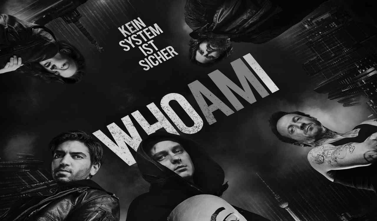 Phim Who Am I - Một bộ phim về Hacker đa nhân cách, tâm thần hay là thiên tài ?