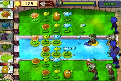Plantas vs Zombies Screenshots