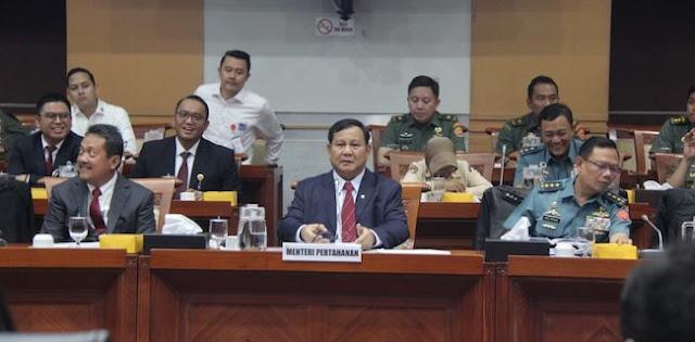 Dahnil Urai Enam Kesimpulan Raker Prabowo Dan Komisi I DPR