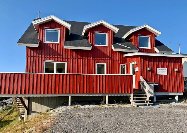 Hotel Eagle View, Nuuk, Greenland reviews